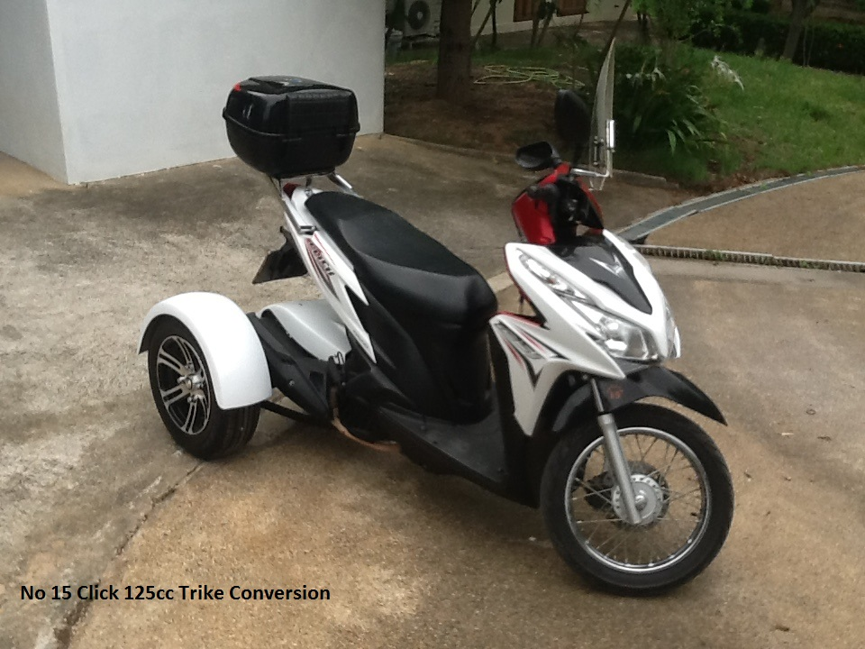 Skootz Thailand Scooter Trike And Side Car Hires And Sales
